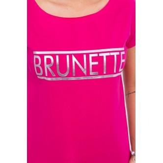 Blouse Brunette fuchsia