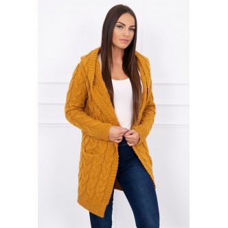 Sweater Arizon mustard