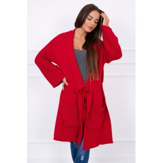Sweater Grand red