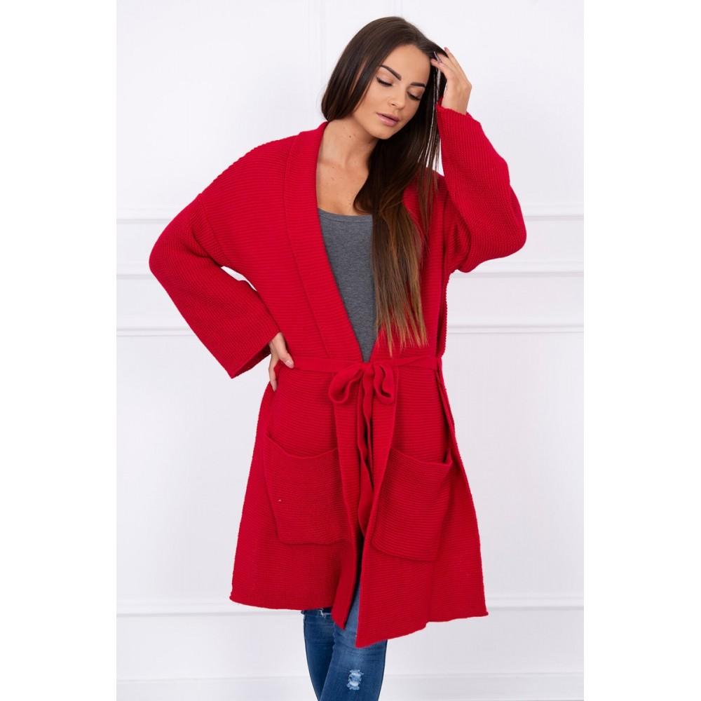 afdbf4d07667 ... Svetre · Dámsky sveter červený. Breadcrumb image. Sweater Grand red