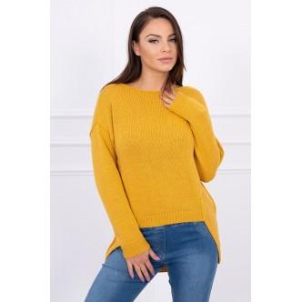 Sweater Tura mustard