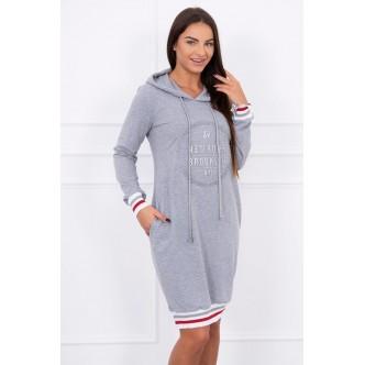 Dress Brooklyn gray