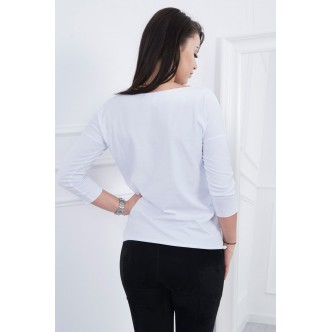 Blouse Casual white
