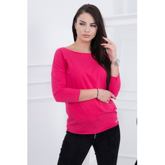 Blouse Casual fuchsia