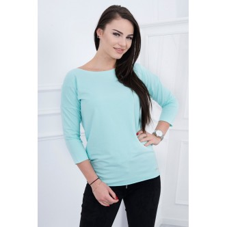 Blouse Casual mint
