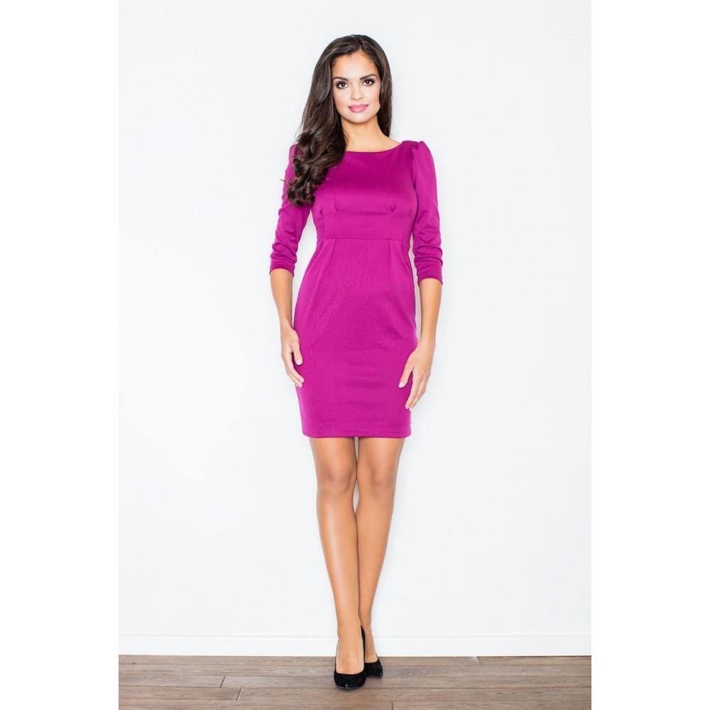 3e53b8f68349 Spoločenské šaty model 10137 Figl