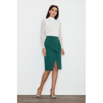 Klasická sukňa model 111097 Figl