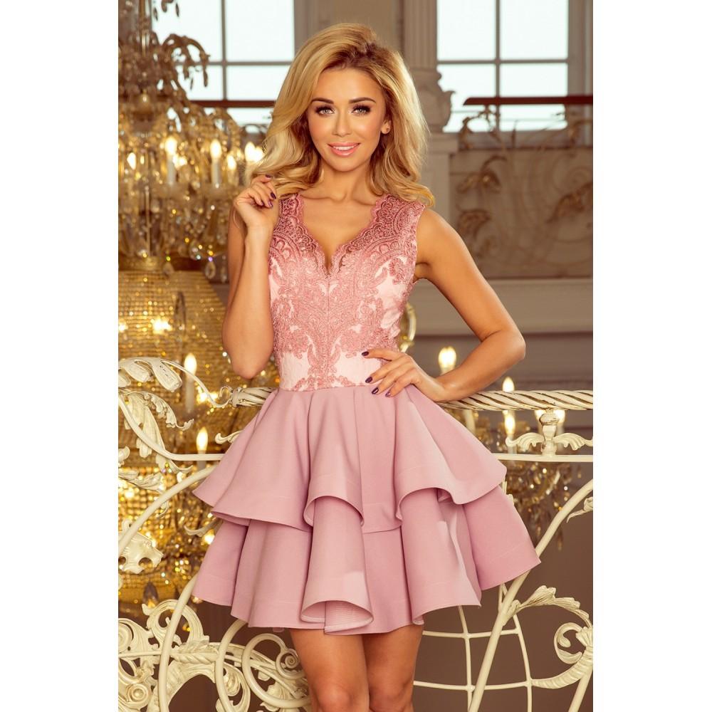 02efa8e85736 Spoločenské šaty model 115184 Numoco
