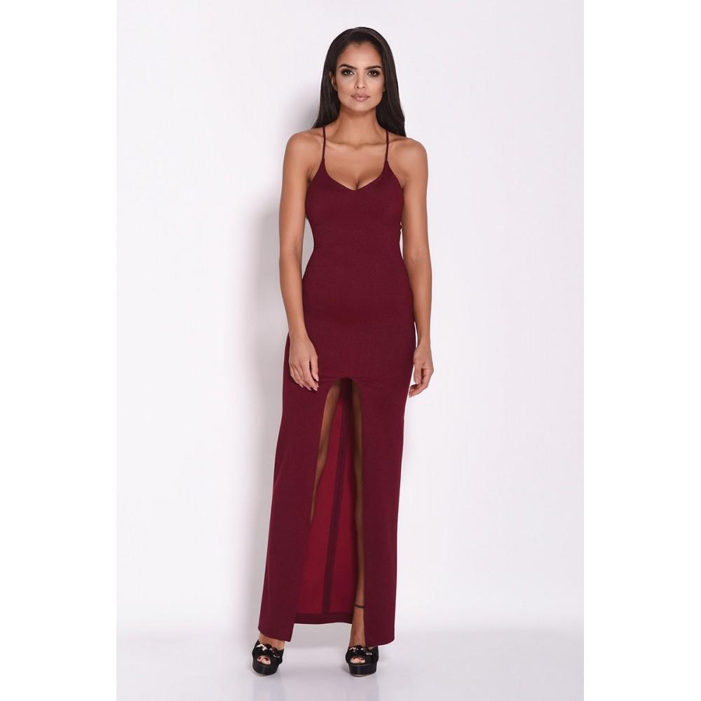 Dlhé šaty model 126987 Dursi 53f2ff363f9